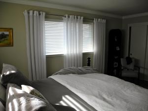 Master Bedroom Original Windows
